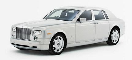 Trucos con los impuestos: registrar un Rolls Royce como taxi