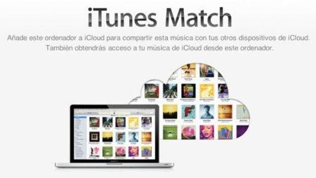 iTunes Match se expande a España y otros países, con errores y pendiente de ser confirmado por Apple [Actualizado: ¿Error?]