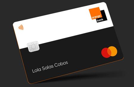 Orange tarjeta