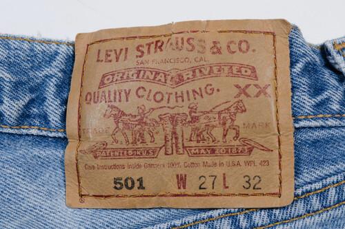 Segundas rebajas Levi's en El Corte Inglés: vaqueros 501, camisas, cazadoras, sudaderas y camisetas a mitad de precio