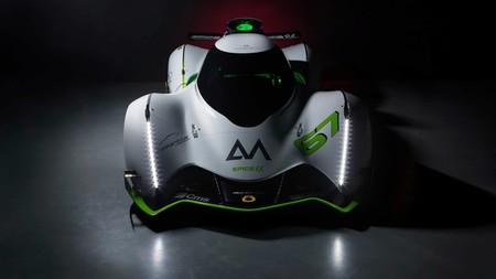 Este coche eléctrico de carreras se llama Spice-X SX1, y ser ligero y asequible son sus principales objetivos