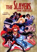Slayers - Reena y Gaudy DVD
