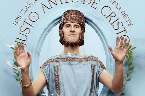'Justo antes de Cristo': una desternillante serie de Movistar+ más cerca de Berlanga que de 'La vida de Brian'
