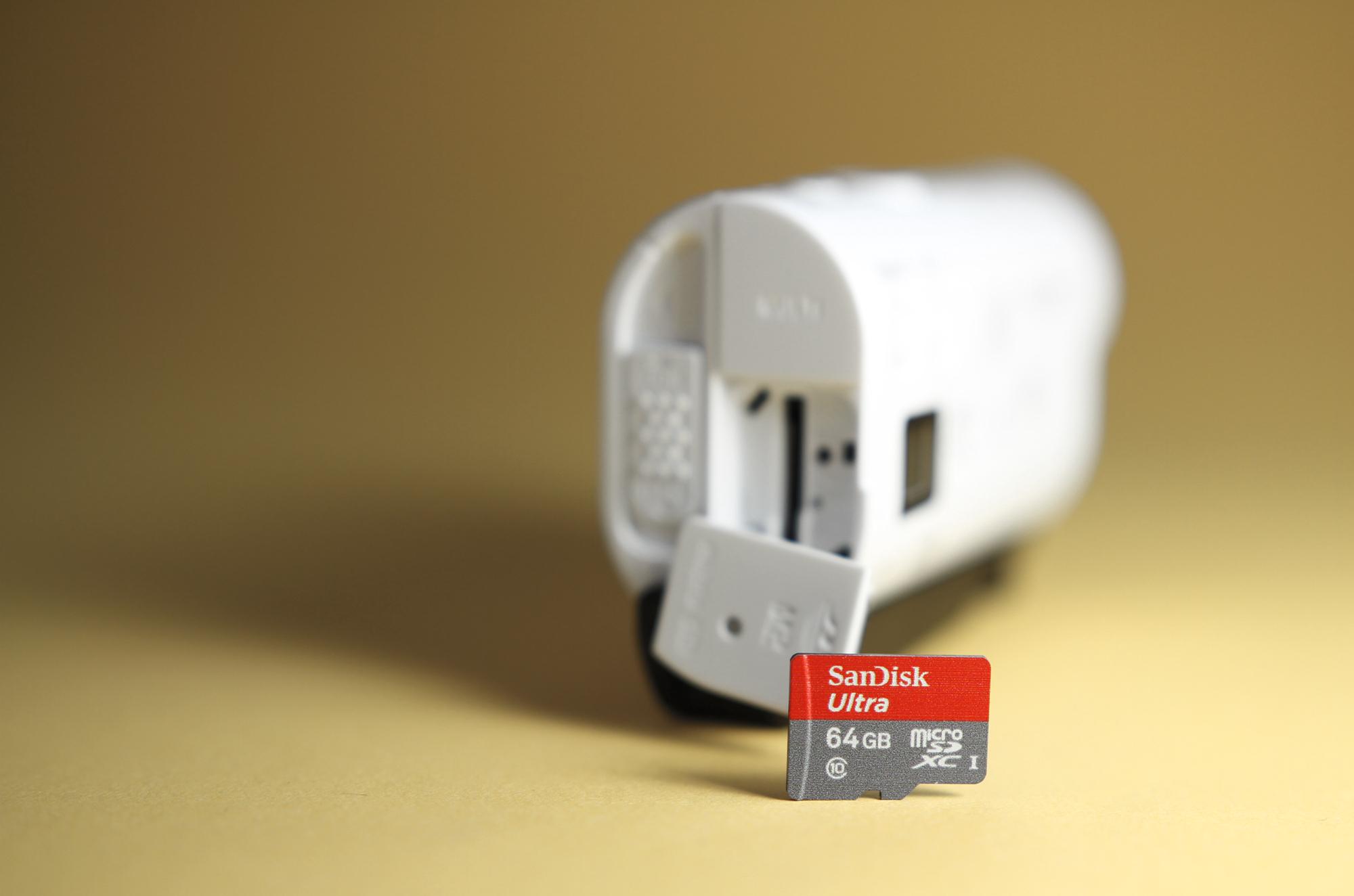 Foto de Sony Action Cam Mini (10/12)
