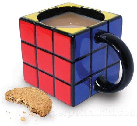 La taza de Rubik