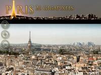 Impresionante megapanorámica de París de 26 Gigapíxeles bate el récord de resolución