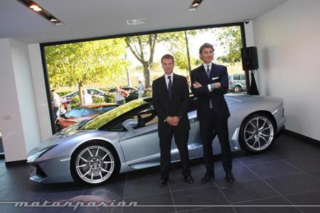 Lamborghini Madrid, porque desde Sant'Agata Bolognese apuestan por España