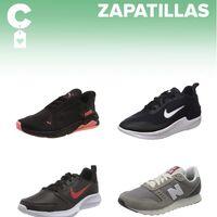 Chollos en tallas sueltas de zapatillas Puma, New Balance o Nike en Amazon por menos de 35 euros