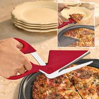 Tijera y pala de pizza, 2 en 1