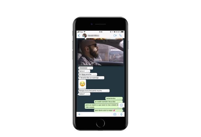 WhatsApp ya te permite ver vídeos de YouTube sin salir de la app y mediante una ventana Picture-in-Picture