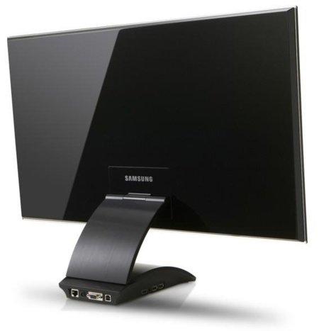 Samsung SyncMaster C27A750, un monitor con conectividad inalámbrica UWB