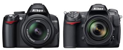 Nikon D3000, D300s y dos nuevos objetivos. Ya es oficial