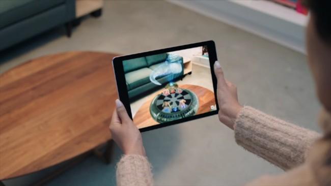 Ipad Augmented Reality Wwdc