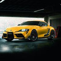 TRD consiente a los propietarios del nuevo Toyota Supra con piezas para elevar su estética