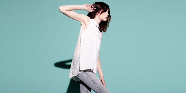 Blusas Pull and Bear
