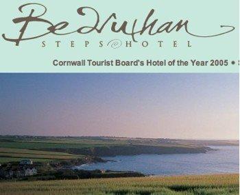 El Hotel Bedruthan Steps, Premio Green Apple en Gran Bretaña