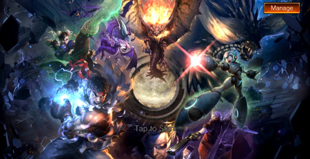 Project Battle: Capcom se suma a los juegos de cartas para móviles reuniendo a los personajes de sus franquicias
