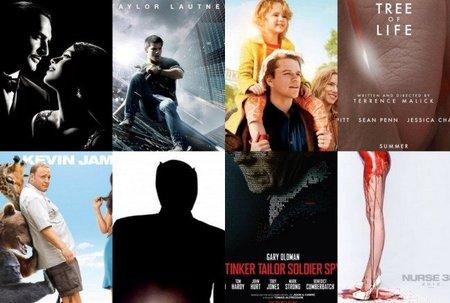 Los mejores y los peores carteles de cine de 2011