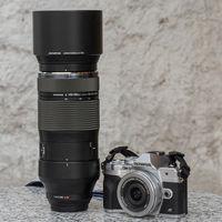 Olympus M.Zuiko Digital ED 100-400mm F5.0-6.3 IS: un objetivo de montura M43 diseñado para resistir a las pruebas más duras