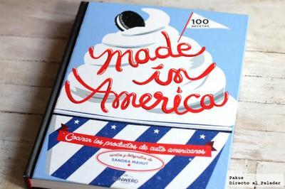 100 recetas Made in America. Libro de cocina