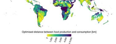 El COVID-19 nos obliga a alimentarnos de productos locales pero solo un tercio de la humanidad es capaz de hacerlo