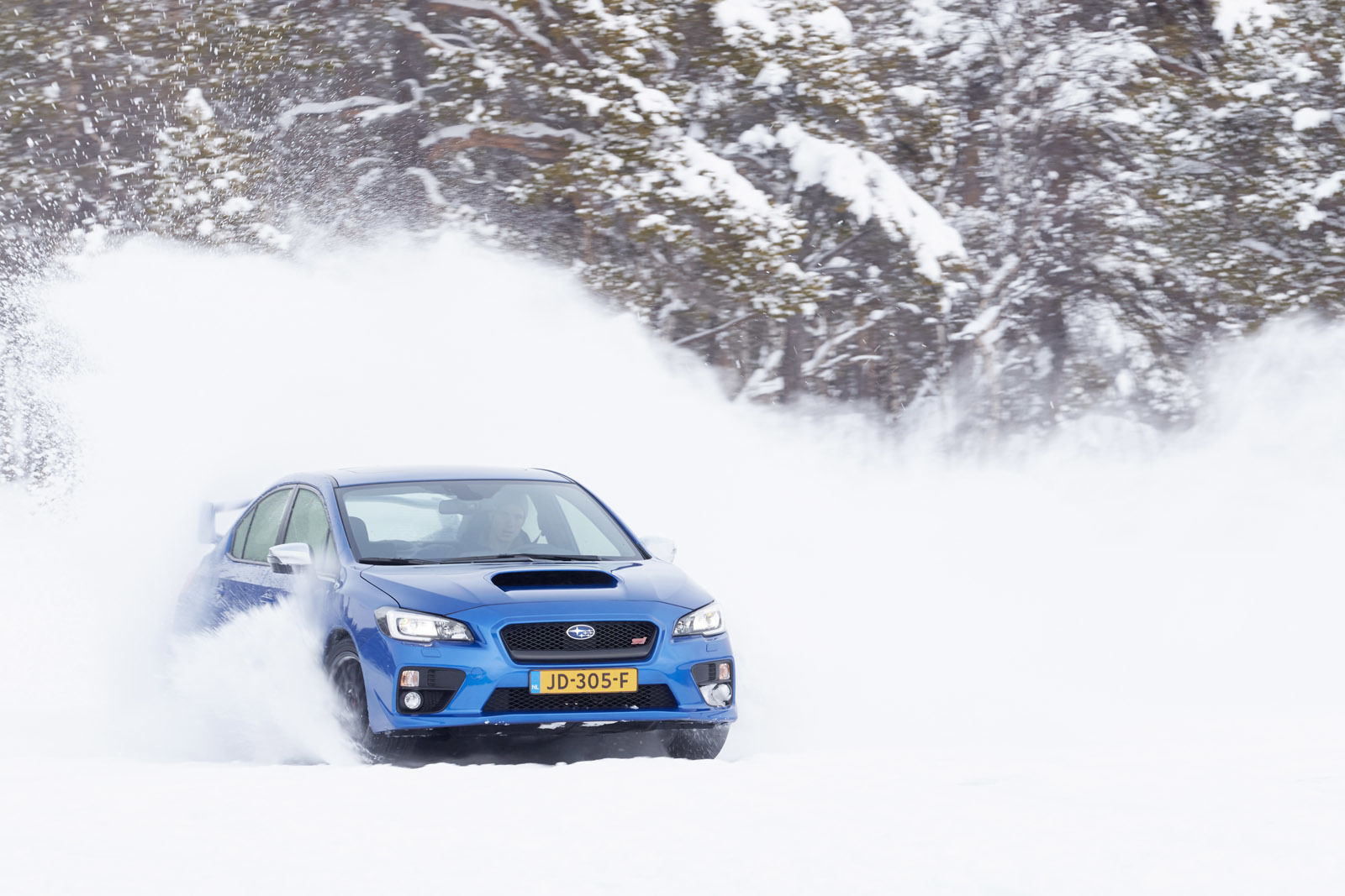 Foto de Subaru Snow Drive 2016 (104/137)