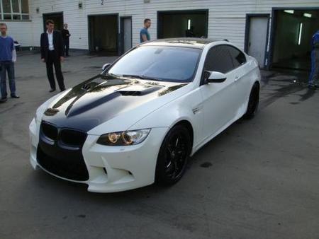 Dolorpasion™: BMW M3 Vodka Style