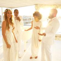 ¿Es un déjà vu? No, es la boda de la madre de Beyoncé