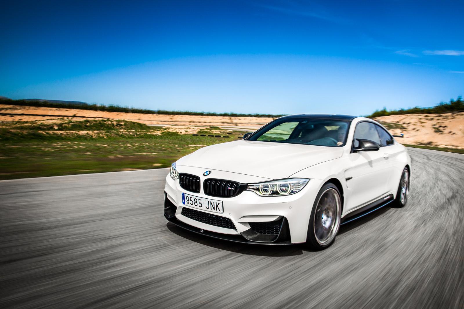 Foto de BMW M4 CS (30/60)