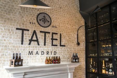 Si buscas un nuevo restaurante por la capital, Tatel Madrid es tu lugar