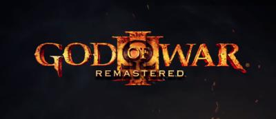 ¡Y otro más! God Of War III: Remastered es anunciado para PS4, lo tendremos en abril