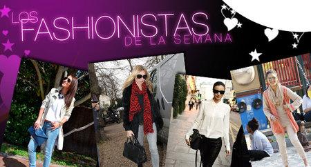 Los fashionistas de la semana: El mejor street-style de las celebrities