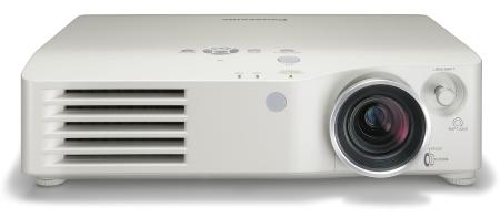 Proyector PT-AX200 de Panasonic pensado para videojuegos