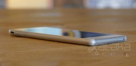 Sony Xperia Z4 Tablet M4 Aqua Perfil