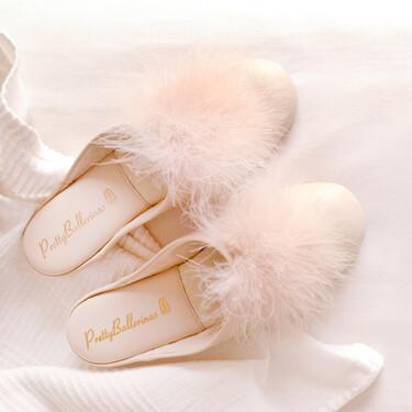 Pretty Ballerinas ha creado esta colección tan ideal de bailarinas y zapatillas para estar en casa