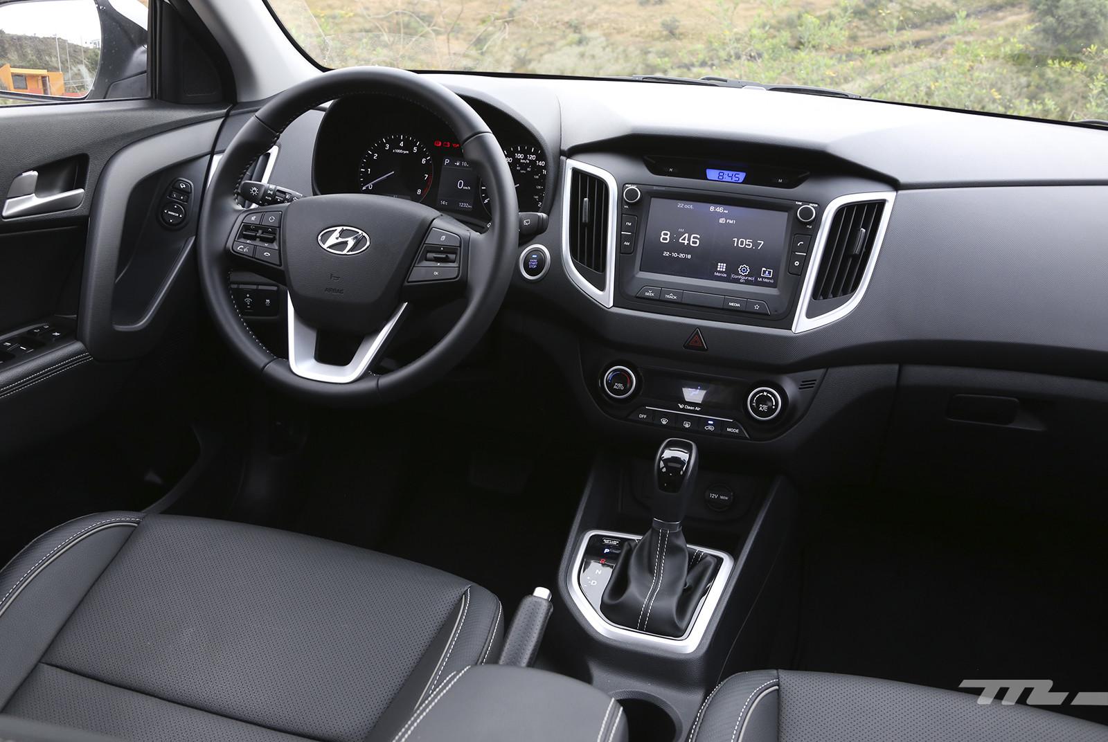 Foto de Hyundai Creta 2019 (prueba) (13/17)