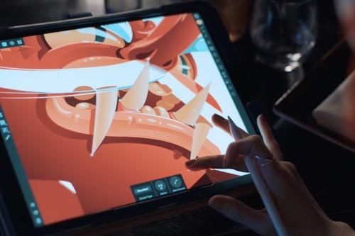 Affinity Designer ya está disponible para iPad, el diseño vectorial cobra vida en iOS