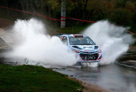 Rally de Argentina 2014: Hyundai muestra sus carencias