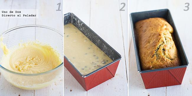Receta de pan dulce de nueces y pasas paso a paso
