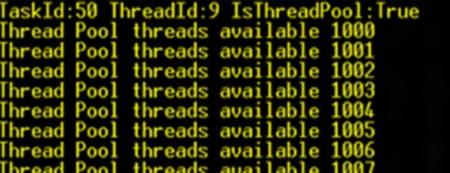 Programación Asíncrona .NET 4.5