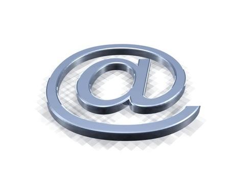 Hazte con un dominio para el e-mail de tu empresa