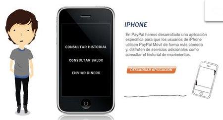 Paypal móvil llega a España