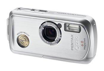Pentax Optio WPi: cámara digital subacuática