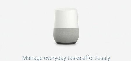 Google Home y Wifi aterrizan en Europa, pero de momento sólo en Reino Unido
