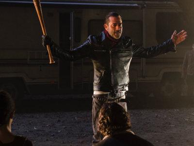 'The Walking Dead' presenta a Negan y Ezekiel en el trailer de su séptima temporada