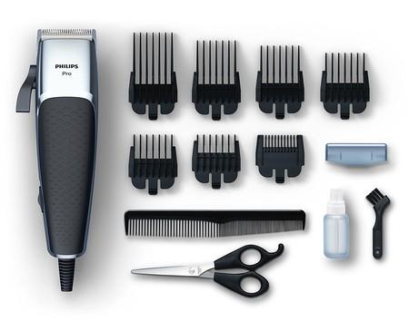 Día del Padre: cortapelos Philips Serie 5000, con 7 peines guía, por 26,34 euros