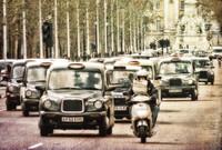 Uber también enfada a los taxistas londinenses: prometen caos, congestión y confusión
