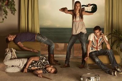 Pepe Jeans, colección Primavera-Verano 2009