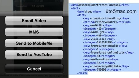 Más detalles de la integración de iOS 4 con Facebook