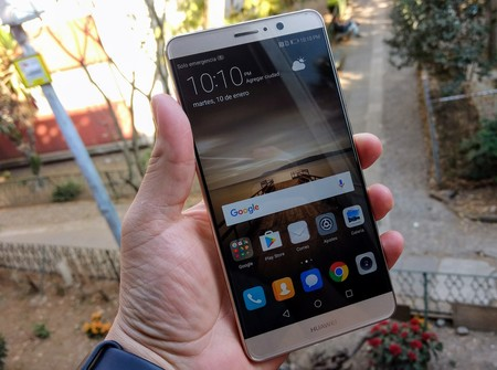 Huawei Mate 9 Primeas Impresiones